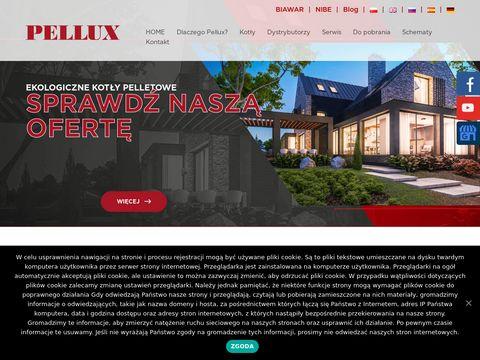 Pellux.pl automatyczne kotły