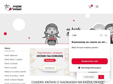 Pyszne-krowki.pl - reklamowe