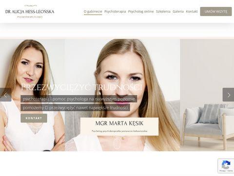 Psychoterapeuta.info.pl Psycholog Szczecin