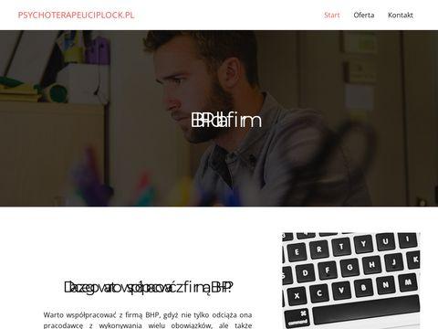 PsychoterapeuciPłock.pl - psycholog