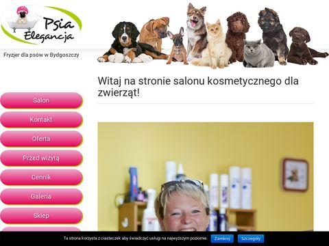 Psia Elegancja - fryzjer dla zwierząt