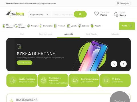Pskomsklep.pl akcesoria do telefonów