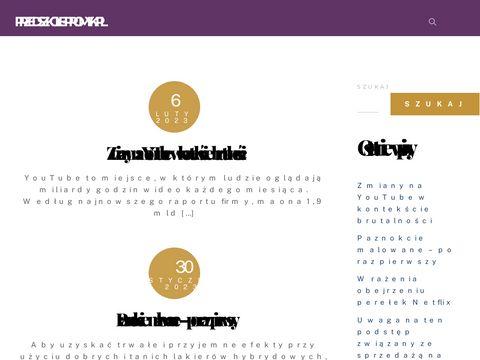 Promyk przedszkole