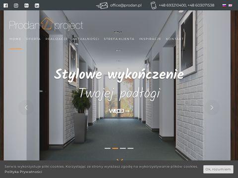 Prodanproject.com cokoły z LED