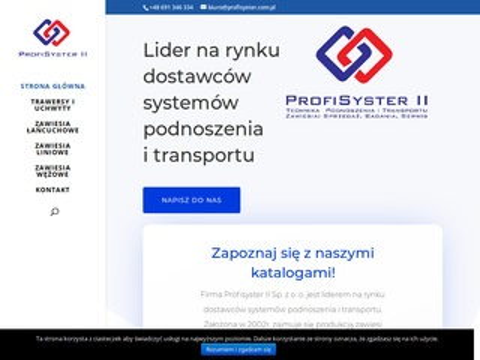 Profisyster II - zawiesia