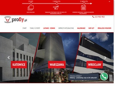 Profly.pl - imprezy dla firm w Warszawie