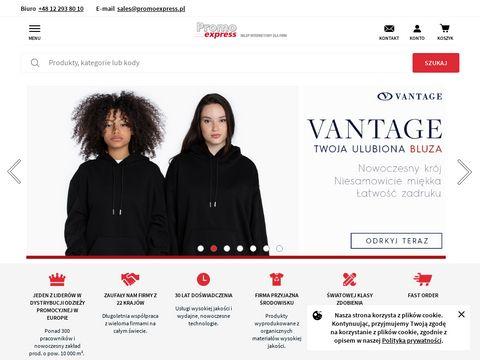 Promoexpress.pl odzież dla firm