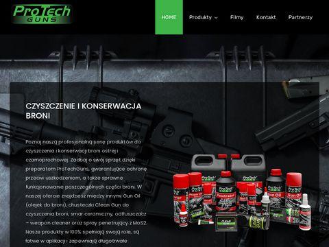 Protechguns.com green gas do replik ASG