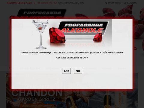 Propaganda24h.pl alkohole świata