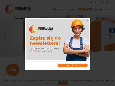 Premium-work.pl praca za granicą