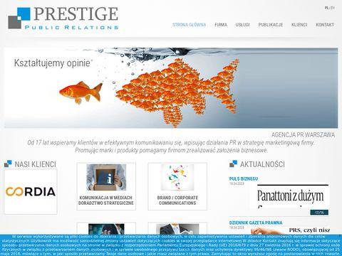 Prestige PR