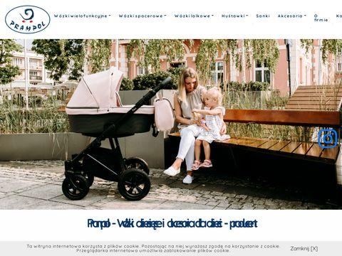 Prampol wózki dla lalek producent