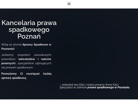 Prawo-spadkowe-poznan.pl wsparcie