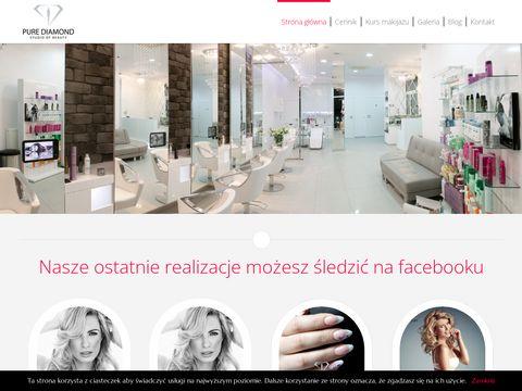 Pure Diamond - manicure Kraków