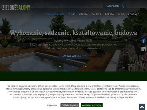 Zielonesalony.pl ogrodnik Łódź
