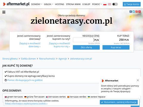ZieloneTarasy.com.pl Kraków