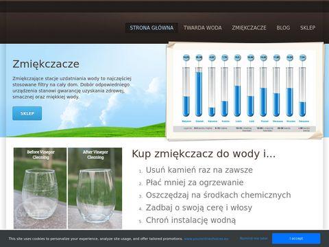 Zmiekczacze.weebly.com - redukcja twardości wody