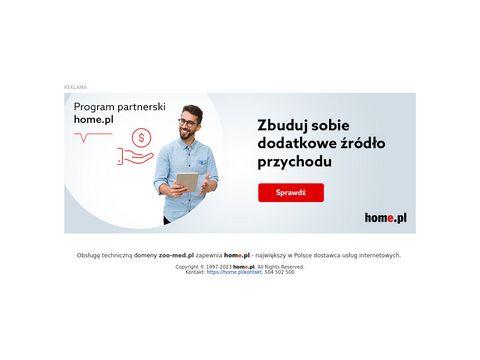 Zoo-med.pl przychodnia weterynaryjna