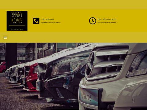 ZnanyKomis.pl - rzetelne opinie