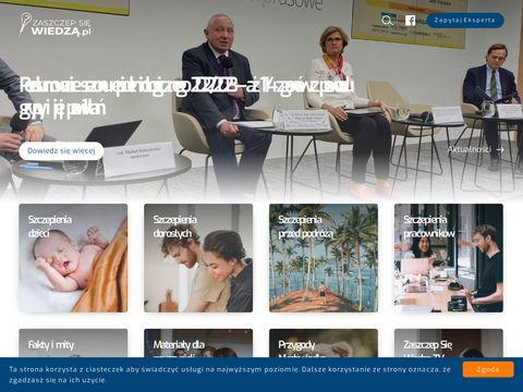 Zaszczepsiewiedza.pl
