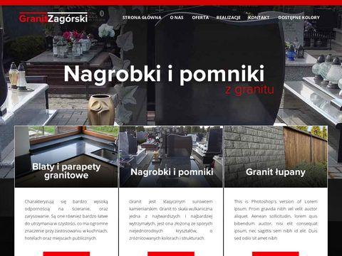 Zagorski-terrazzo.pl - do garażu