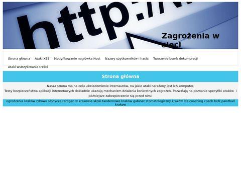Zagrozeniawsieci.com.pl
