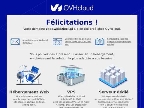 Zabawkidzieci.pl - internetowy sklep z zabawkami