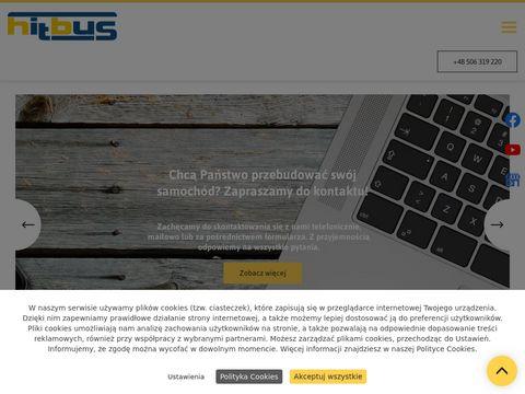 Hit-Bus zabudowy do przewozu osób