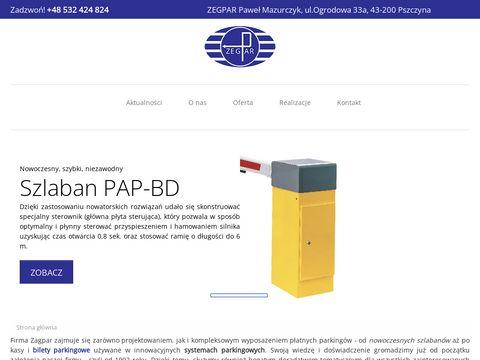 Zegpar.com.pl serwis szlabanów