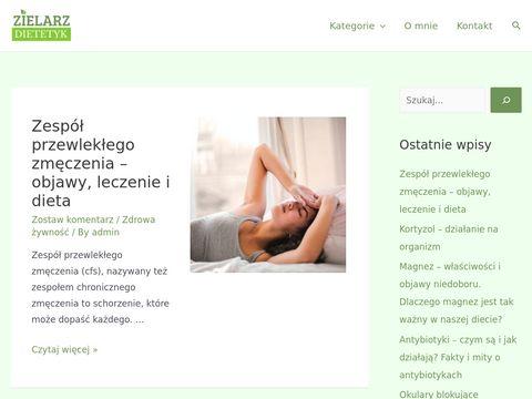 Zdrowiejnaturalnie.pl zdrowotny blog
