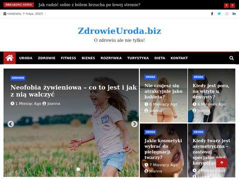 Zdrowieuroda.biz - portal informacyjny
