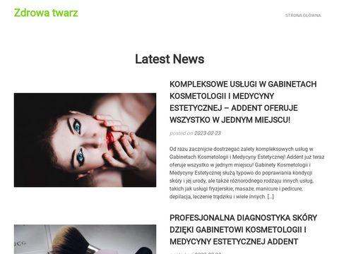 Zdrowatwarz.pl - kosmetologia Kraków