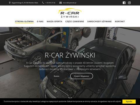 Zywinski.pl serwis Chevrolet