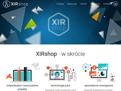Xirshop.pl - sklepy Prestashop
