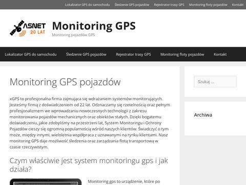 Xgps.pl rejestrator trasy