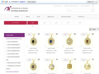Xuping.com.pl Swarovski elements