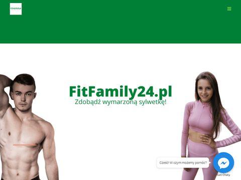 Fitfamily24.pl dieta online