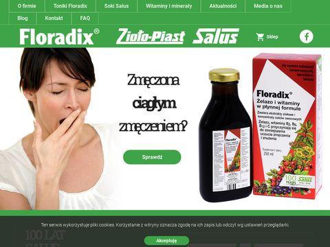 Floradix.pl niedobór żelaza w ciąży