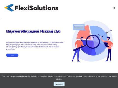FlexiSolutions oprogramowanie dla firm