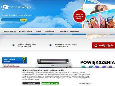 Fotosmart.com.pl odbitki zdjęć