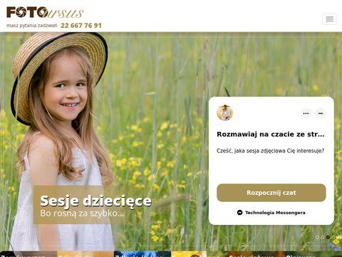 Fotoursus.pl ślubne sesje zdjęciowe