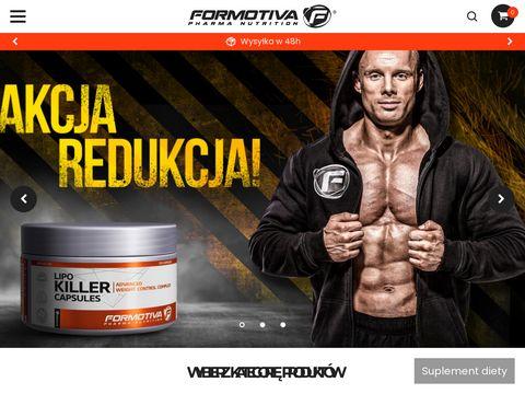 Formotiva.pl odżywki