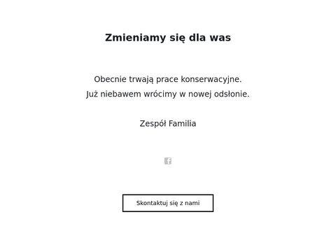 Familia.edu.pl żłobek dla dzieci