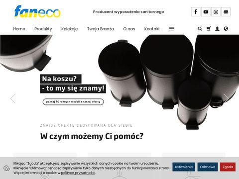 Faneco.com - suszarki do rąk