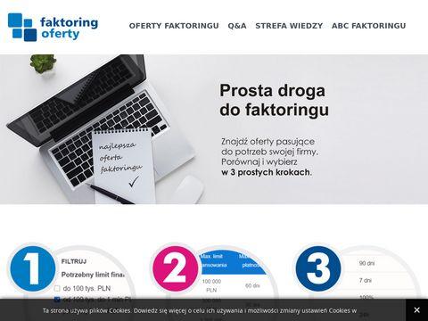 Faktoringoferty.pl