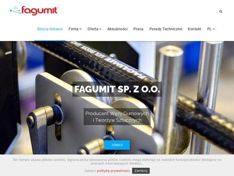 Węże gumowe fagumit.com.pl