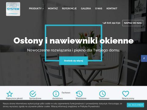 Fachsystem.pl nawiewniki okienne
