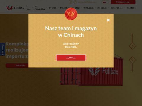 Fullbax.pl import z Chin