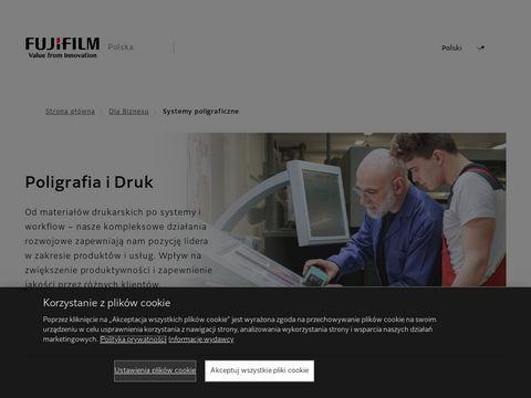 Fujifilmsericol.com.pl farby