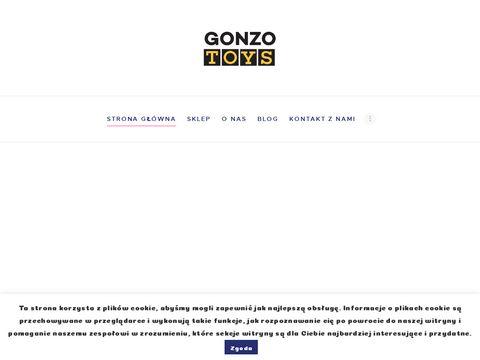 Gonzotoys-sklep.pl z zabawkami dla dzieci
